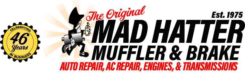 Mad Hatter Mufflers and Brake